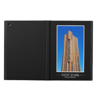 New York Skyline Photograph Frame Personalize Case For iPad Air