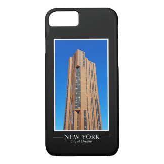 New York Skyline Photograph Frame Personalize iPhone 8/7 Case