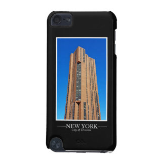 New York Skyline Photograph Frame Personalize iPod Touch (5th Generation) Case