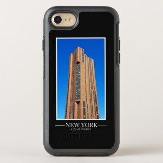 New York Skyline Photograph Frame Personalize OtterBox Symmetry iPhone 8/7 Case