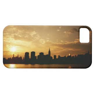 New York Skyline Sunset iPhone 5 Case