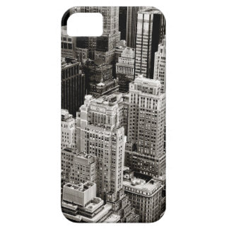 New York Skyscrapers From Above iPhone 5 Covers