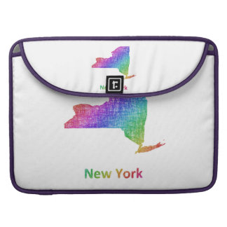 New York Sleeves For MacBook Pro