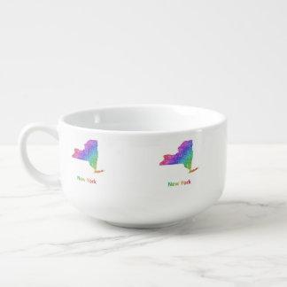New York Soup Mug