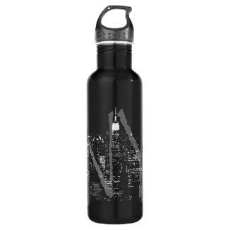 New York Souvenir Cool NYC 710 Ml Water Bottle