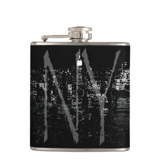 New York Souvenir Flask Empire State NYC Gifts