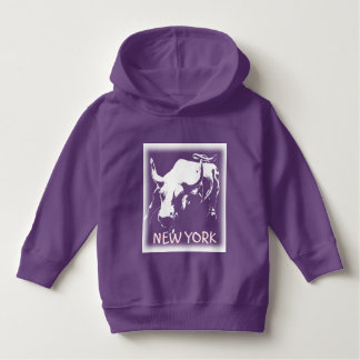 New York Souvenir Hoodies Custom Kid's NY Hoodies