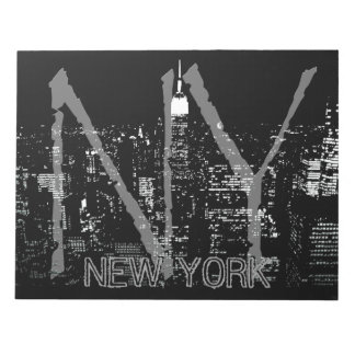 New York Souvenir Notepad Empire State Notepads