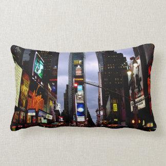 New York Souvenir Pillows NY Times Square Pillow