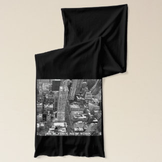 New York Souvenir Scarf Personalized NYC Scarf