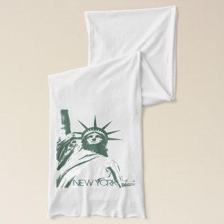 New York Souvenir Scarf Statue of Liberty NY Scarf