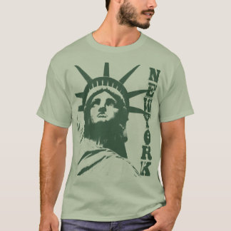 New York Souvenir T-Shirt Statue of Liberty Shirt