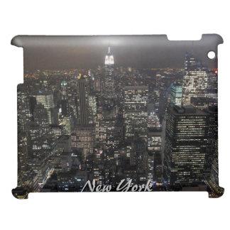 New York Spec City Lights NY iPad Covers