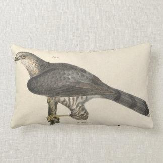 New York State Birds Lumbar Pillow