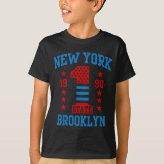 New york state Brooklyn T-Shirt