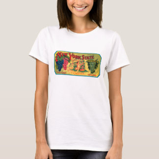 New York State Grapes T-Shirt