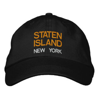 New York - Staten Island New York Hat