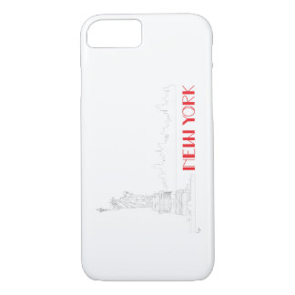 New-York, Statue-of-Liberty Cool iPhone 7 Case