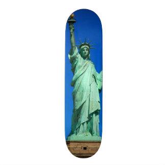 New-York, Statue of Liberty Custom Skateboard