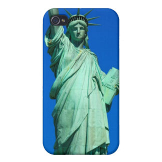 New-York, Statue of Liberty iPhone 4 Cases