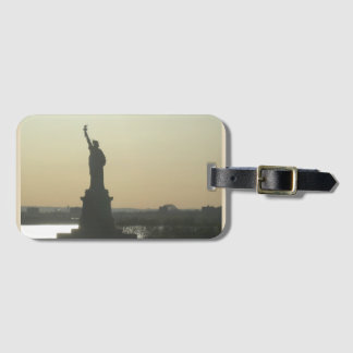 New York Statue of Liberty Luggage Tag