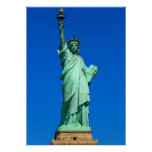 New-York, Statue of Liberty Poster