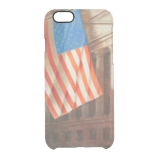 New York Stock Exchange 2010 Clear iPhone 6/6S Case