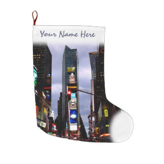 New York Stocking New York Christmas Stocking