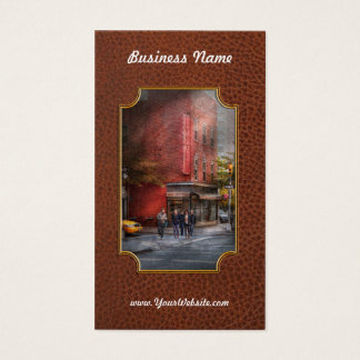 New York - Store - The old delicatessen Business Card
