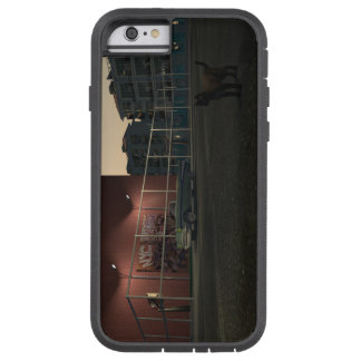 New York Street AT daybreak Tough Xtreme iPhone 6 Case