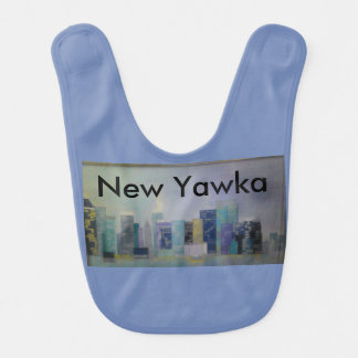 New York stuff Bib