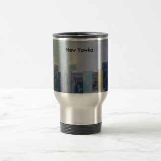 New York Stuff Travel Mug