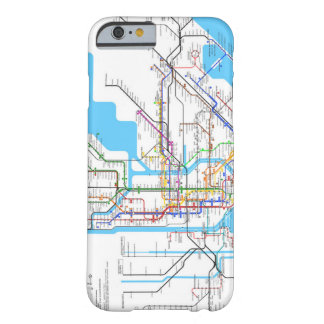 New York subway iphone6 case