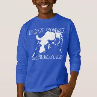 New York Sweatshirt Kid's Custom NY Souvenir Shirt