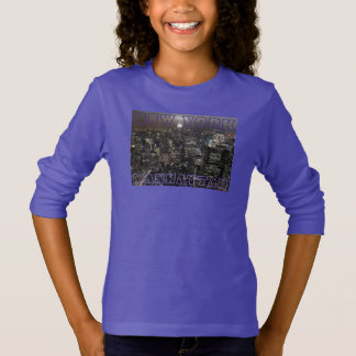 New York Sweatshirt Kid's Custom NY Souvenir Shirt