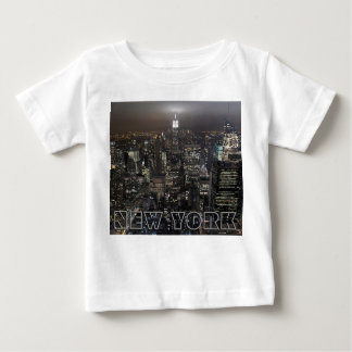 New York T-Shirt Baby's New York Souvenir T-Shirts