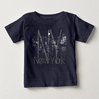 New York T-Shirt Baby's New York Souvenir T-Shirts