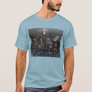 New York T-shirt Custom Plus Size New York Shirt