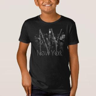 New York T-Shirt Kid's New York Organic T-Shirts
