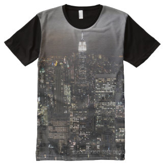 New York T-shirt New York Souvenir Shirt Custom