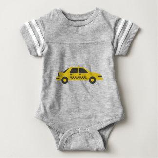 New York Taxi Cab Baby Bodysuit