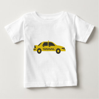 New York Taxi Cab Baby T-Shirt