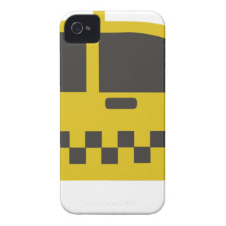 New York Taxi Cab iPhone 4 Case-Mate Case