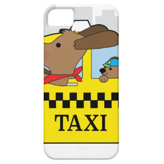 New York Taxi Dog Case For The iPhone 5