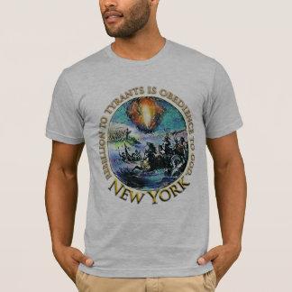 New York Tea Party t-shirts