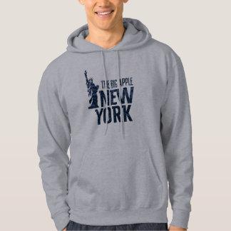 New York   The Big Apple Hoodie