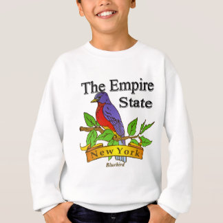 New York The Empire State Bird Sweatshirt