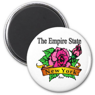 New York The Empire State Magnet