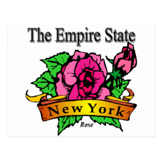 New York The Empire State Postcard