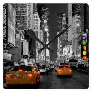 New York Times Square clock clock